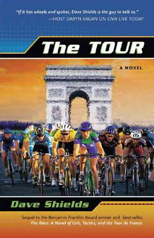 The Tour de Dave Shields
