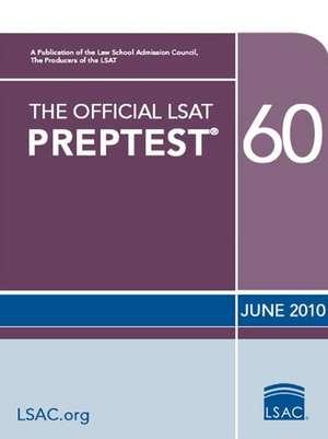The Official Lsat Preptest 60