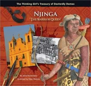 Njinga The Warrior Queen