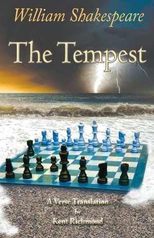 The Tempest:  A Verse Translation de William Shakespeare