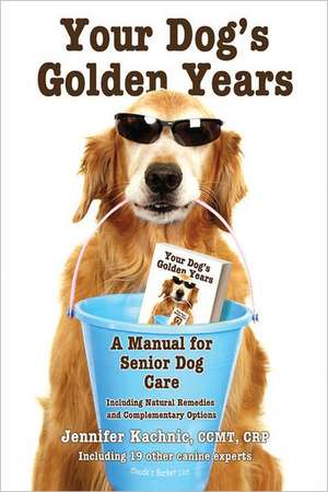 Your Dog's Golden Years