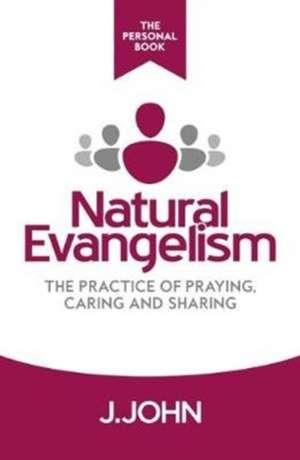 Natural Evangelism The Personal Book de J. John