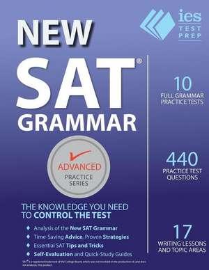 New SAT Grammar Workbook de Khalid Khashoggi