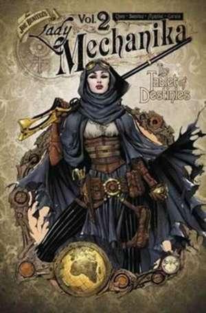 Lady Mechanika Volume 2: Tablet of Destinies