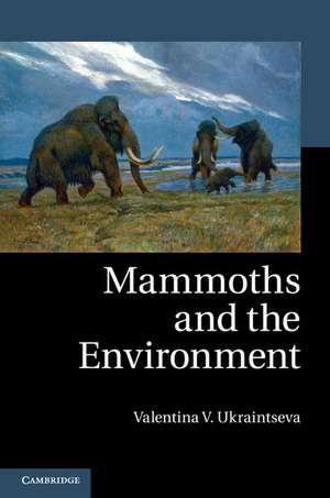 Mammoths and the Environment imagine
