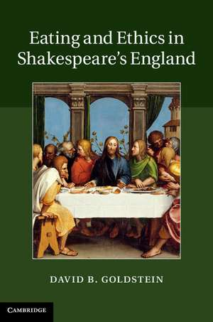 Eating and Ethics in Shakespeare's England imagine