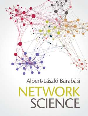Network Science de Albert-László Barabási