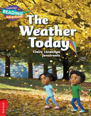 The Weather Today Red Band   de Claire Llewellyn