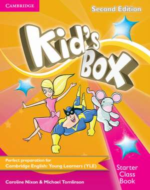 Kid's Box Starter Class Book with CD-ROM imagine