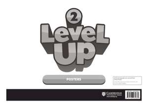 Level Up Level 2 Posters de Caroline Nixon
