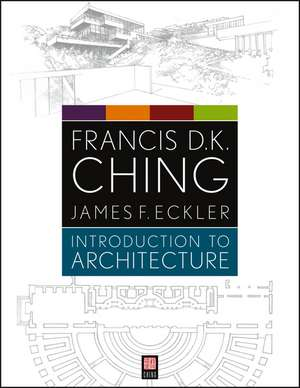 Introduction to Architecture de Francis D. K. Ching