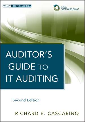Auditor′s Guide to IT Auditing