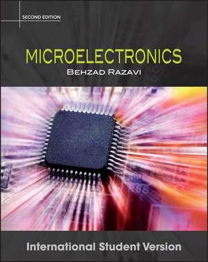 Microelectronics de Behzad Razavi