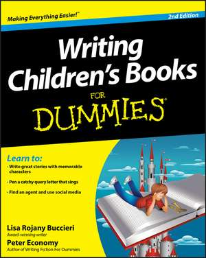 Writing Children′s Books For Dummies