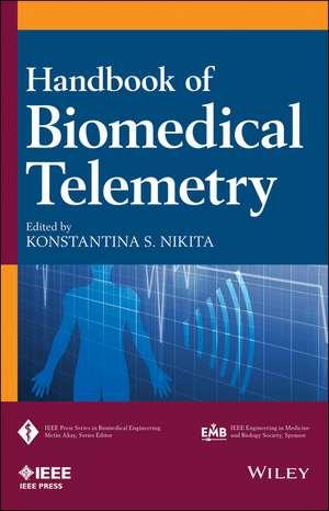 Handbook of Biomedical Telemetry imagine