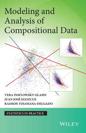 Modeling and Analysis of Compositional Data