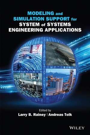Modeling and Simulation Support for System of Systems Engineering Applications imagine