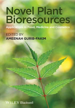 Novel Plant Bioresources imagine