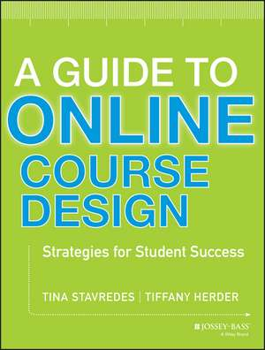A Guide to Online Course Design imagine