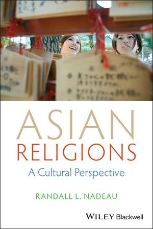 Asian Religions imagine