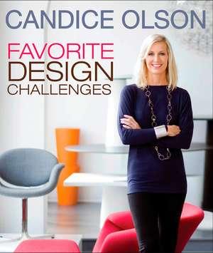 Candice Olson Favorite Design Challenges de Candice Olson
