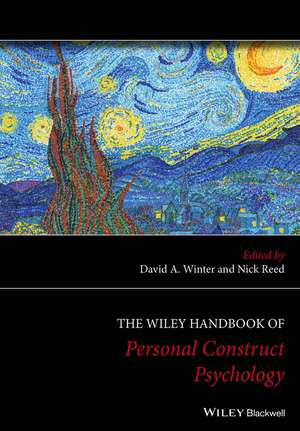 The Wiley Handbook of Personal Construct Psychology
