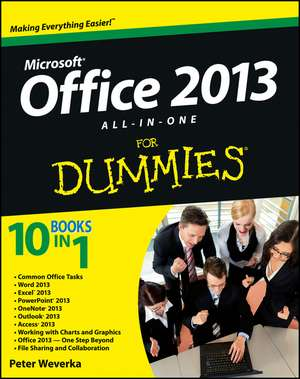 Office 2013 All–in–one For Dummies