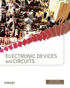 Electronic Devices & Circuits de Inc John Wiley &. Sons
