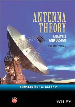 Antenna Theory: Analysis and Design de Constantine A. Balanis