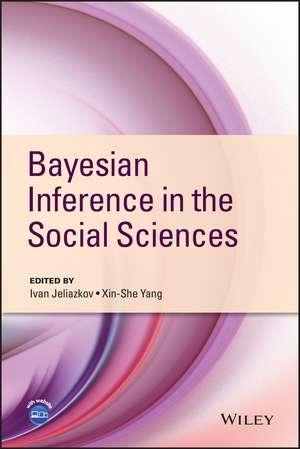 Bayesian Inference in the Social Sciences de Ivan Jeliazkov