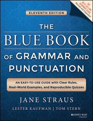 The Blue Book of Grammar and Punctuation imagine
