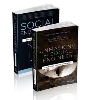 Social Engineering and Nonverbal Behavior Set de Christopher Hadnagy