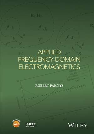 Applied Frequency–Domain Electromagnetics