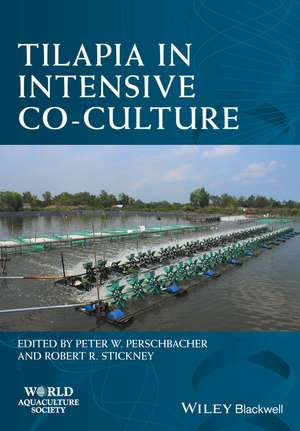 Tilapia in Intensive Co–culture de Peter W. Perschbacher