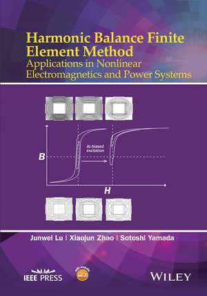 Harmonic Balance Finite Element Method