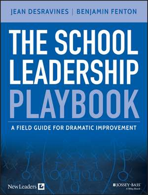 The School Leadership Playbook