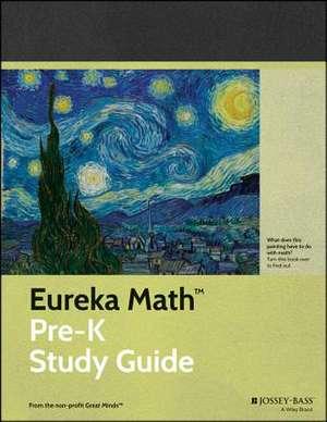 Eureka Math Pre–K Study Guide