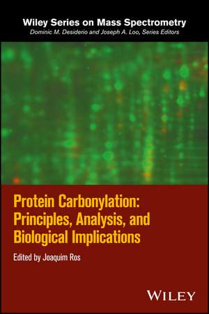 Protein Carbonylation