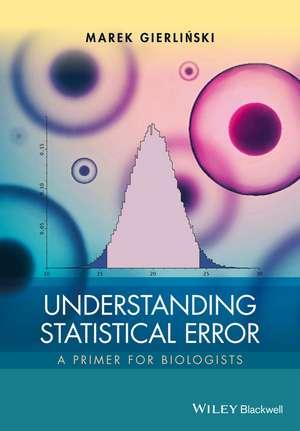 Understanding Statistical Error
