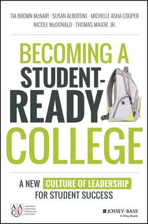 Becoming a Student–Ready College