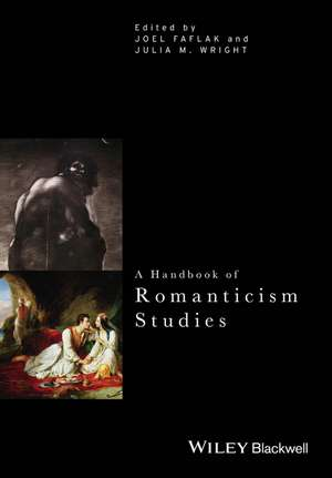 A Handbook of Romanticism Studies
