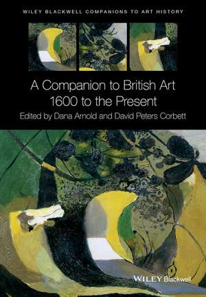 A Companion to British Art