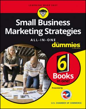 Small Business Marketing Strategies All–In–One For Dummies