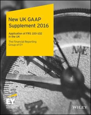 New UK GAAP Supplement 2016
