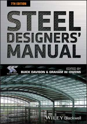 Steel Designers′ Manual