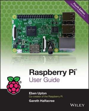 Raspberry Pi User Guide imagine