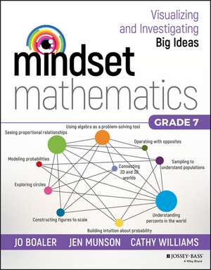 Mindset Mathematics: Visualizing and Investigating Big Ideas, Grade 7 imagine
