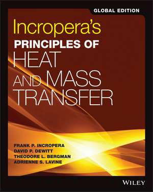 Incropera′s Principles of Heat and Mass Transfer