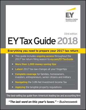 Ernst & Young Tax Guide 2018