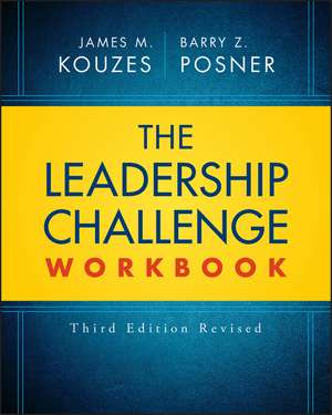 The Leadership Challenge Workbook Revised